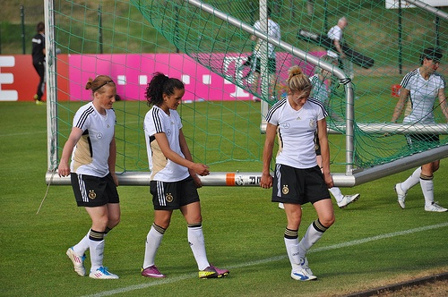 Deutsche Frauennationalmannschaft