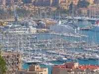 "Palma de Mallorca - der Austragungsort der letzten ""Wetten, Dass...?"" Sendung mit Thomas Gottschalk"